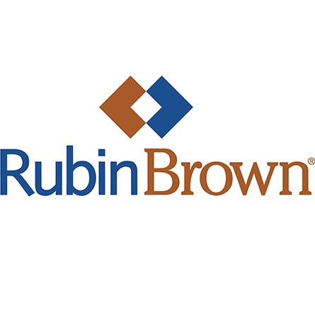 Rubin Brown logo