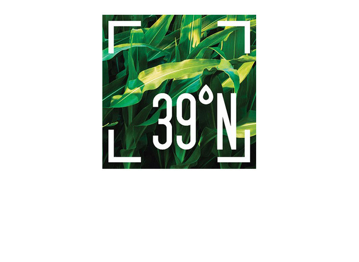 39° North logo