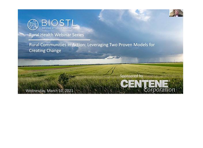 Rural Health webinar image