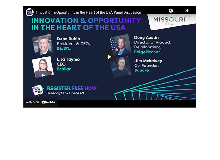 London Tech Week Panel