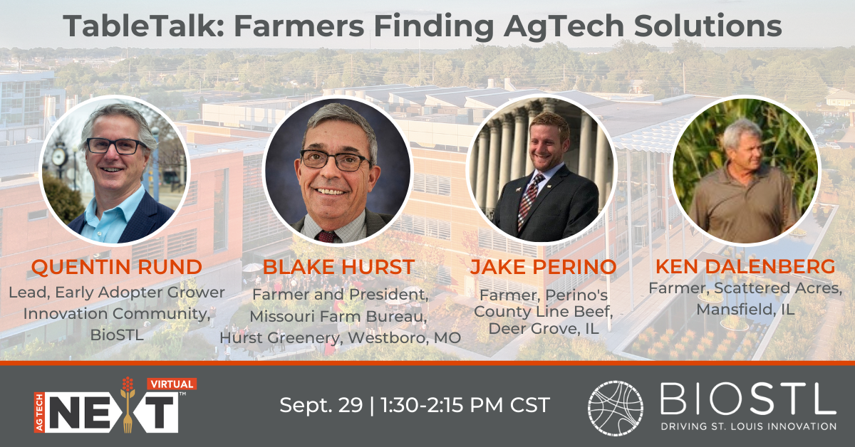 Table Talk: Farmers finding agtech solutions