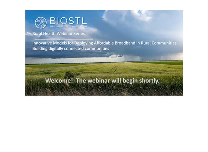 Rural Health webinar intro