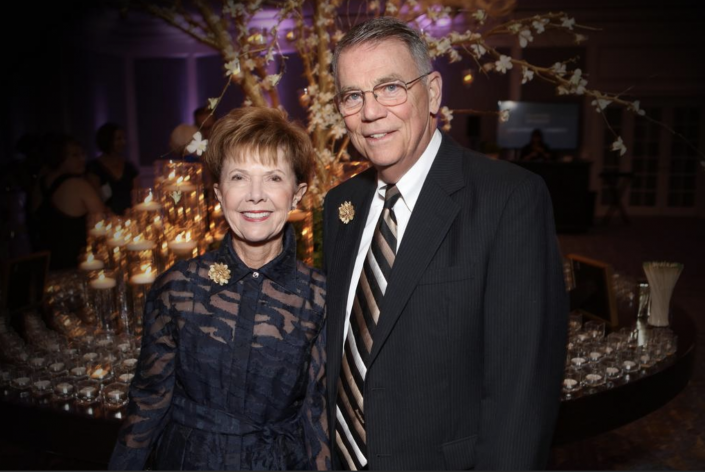 Paula and Rodger Riney photo